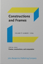 Constructions and Frames 6(1)